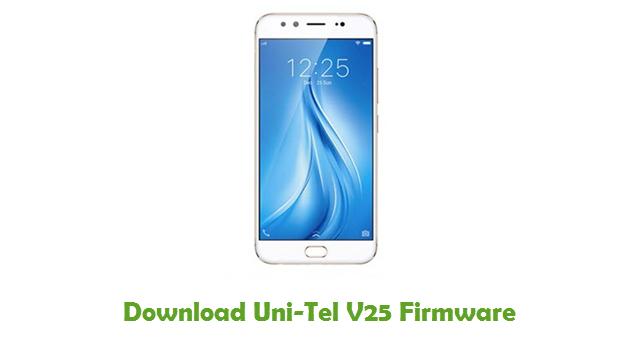Download Uni-Tel V25 Firmware