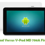 Versus V-Pad MD 706A Firmware