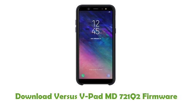 Download Versus V-Pad MD 721Q2 Stock ROM