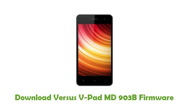 Download Versus V-Pad MD 903B Stock ROM