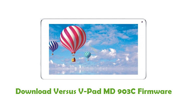 Download Versus V-Pad MD 903C Stock ROM