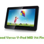 Versus V-Pad MID 714 Firmware