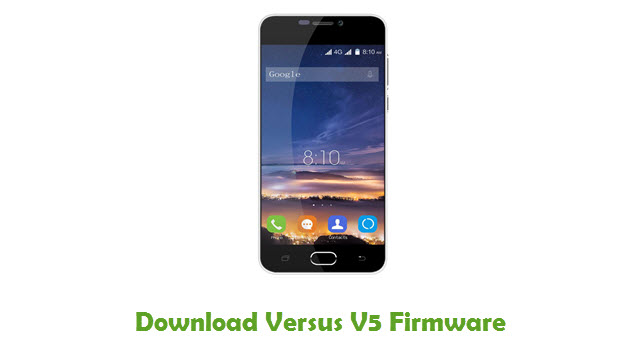 Download Versus V5 Stock ROM