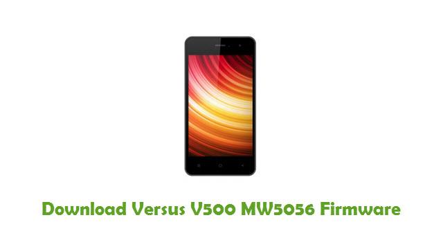 Download Versus V500 MW5056 Stock ROM