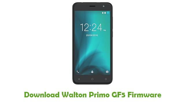 Walton Primo GF5 Stock ROM
