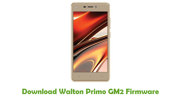Walton Primo GM2 Stock ROM