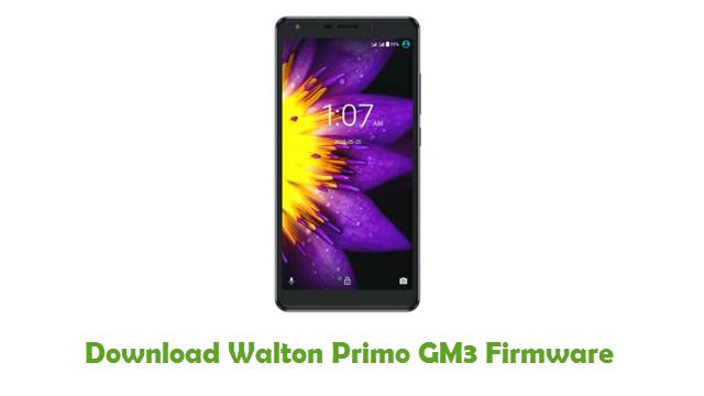 Walton Primo GM3 Stock ROM