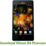 Wham D5 Firmware