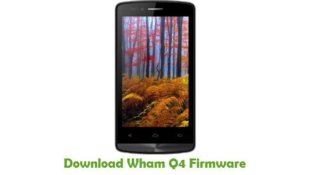 Download Wham Q4 Firmware
