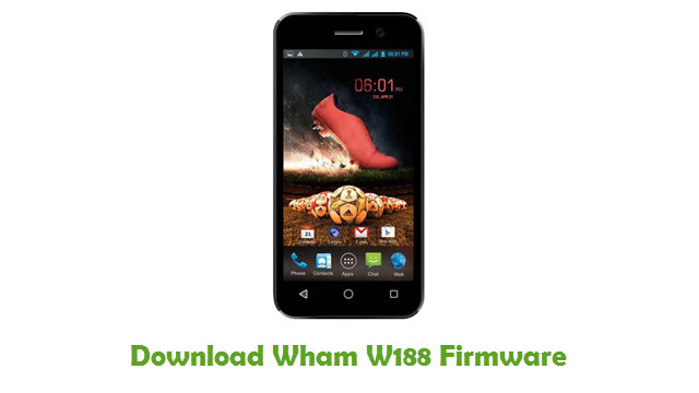 Download Wham W188 Firmware