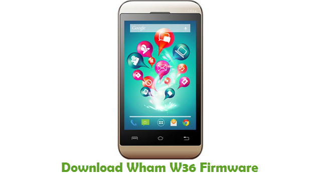 Download Wham W36 Firmware