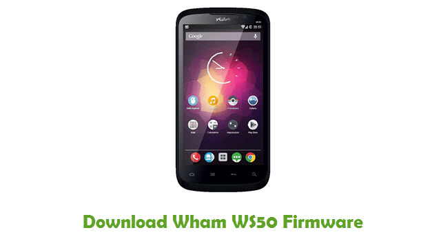 Download Wham WS50 Stock ROM