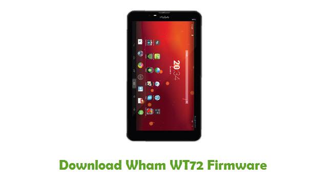 Download Wham WT72 Stock ROM