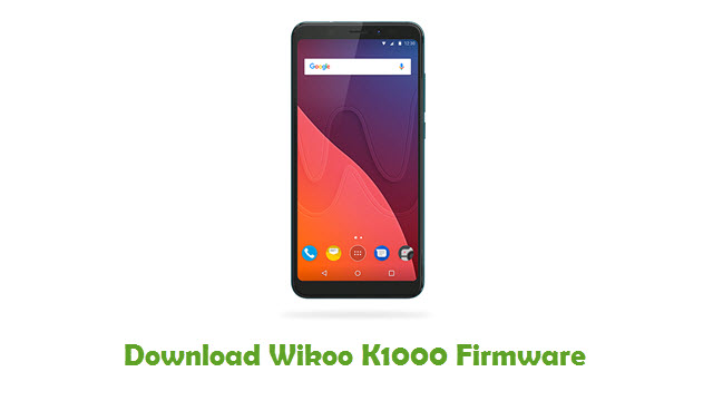 Download Wikoo K1000 Stock ROM