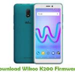 Wikoo K200 Firmware