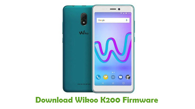 Download Wikoo K200 Firmware