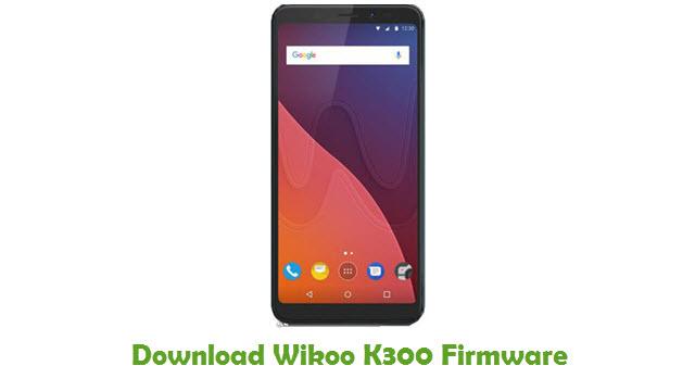 Wikoo K300 Stock ROM