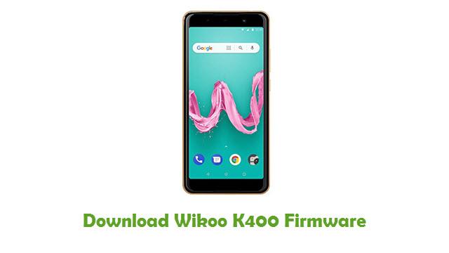 Download Wikoo K400 Firmware