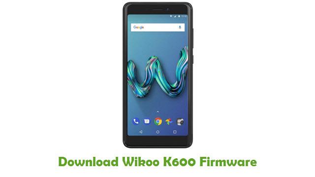 Download Wikoo K600 Firmware