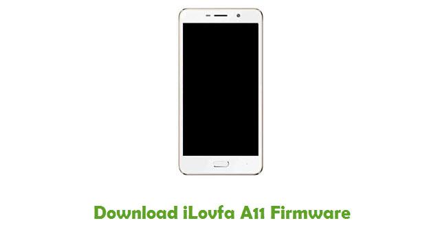 iLovfa A11 Stock ROM
