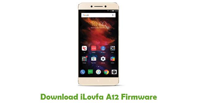 Download iLovfa A12 Stock ROM