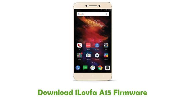 iLovfa A15 Stock ROM