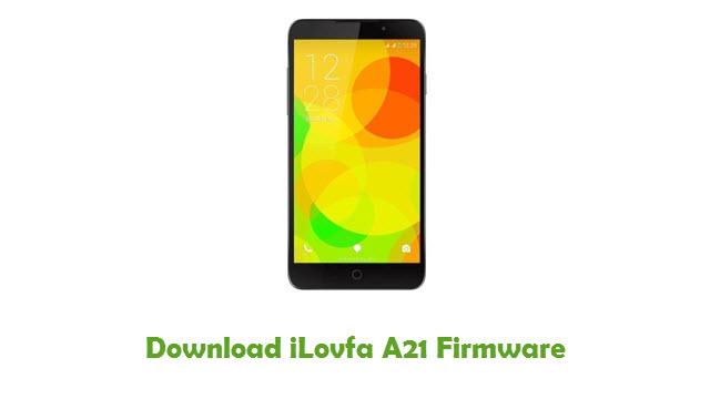 iLovfa A21 Stock ROM