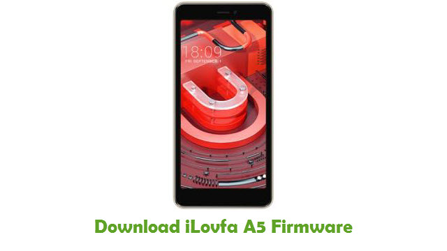 iLovfa A5 Stock ROM