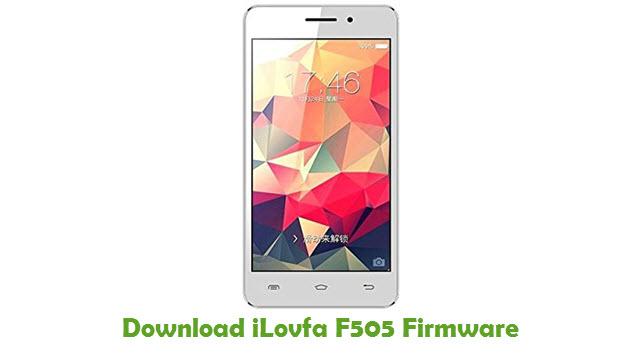 Download iLovfa F505 Stock ROM