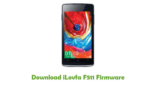 Download iLovfa F511 Stock ROM