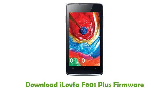 Download iLovfa F601 Plus Stock ROM