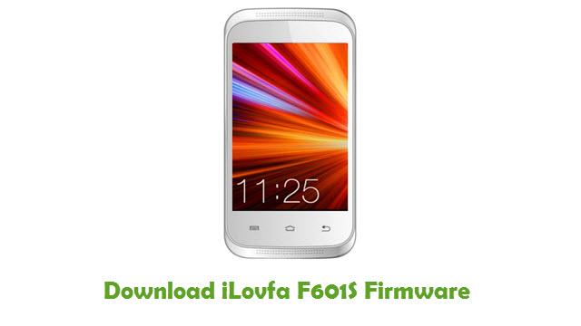 Download iLovfa F601S Stock ROM