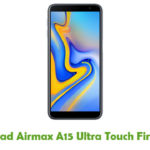 Airmax A15 Ultra Touch Firmware