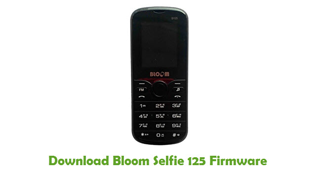 Download Bloom Selfie 125 Stock ROM