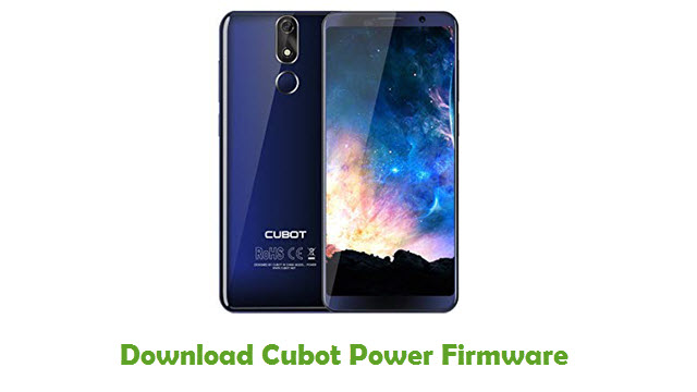 Download Cubot Power Firmware