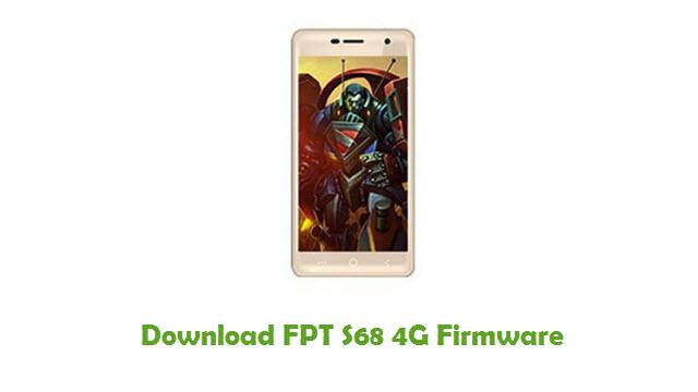 FPT S68 4G Stock ROM