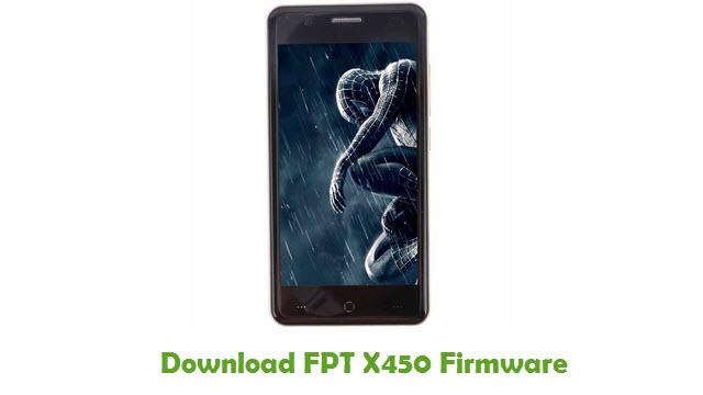 FPT X450 Stock ROM