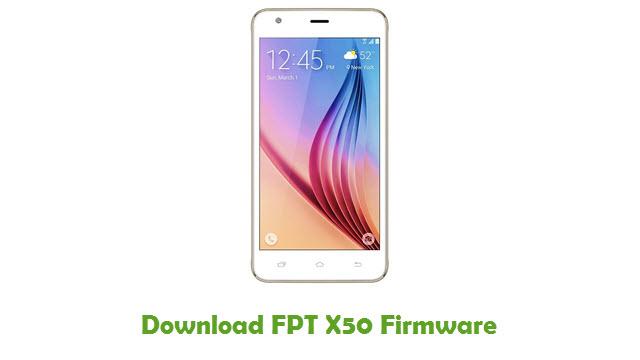 FPT X50 Stock ROM