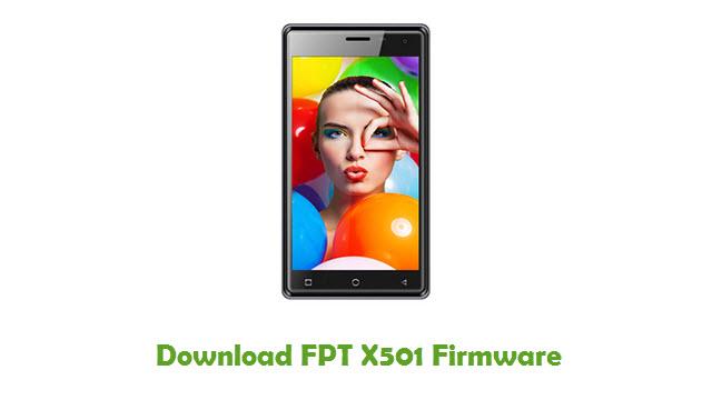 FPT X501 Stock ROM