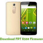 FPT X559 Firmware