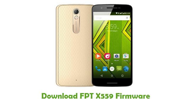 FPT X559 Stock ROM