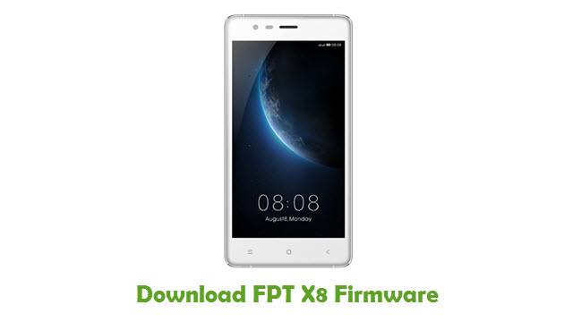 FPT X8 Stock ROM