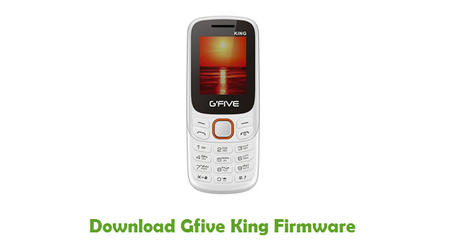 Download Gfive King Firmware