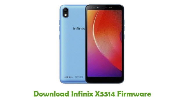 Download Infinix X5514 Firmware