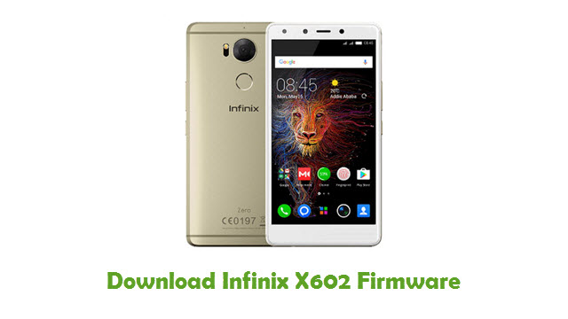 Download Infinix X602 Stock ROM