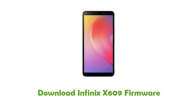 Download Infinix X609 Stock ROM