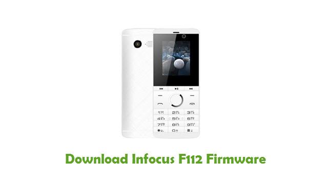 Download Infocus F112 Stock ROM