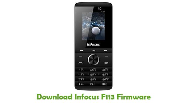 Infocus F113 Stock ROM