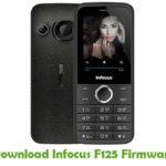 Infocus F125 Firmware