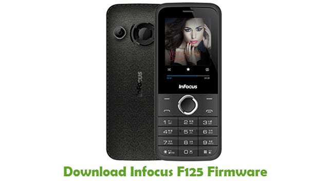 Infocus F125 Stock ROM